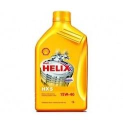 15W-40 HELIX HX5 Συσκ.1-Lt (SHELL)