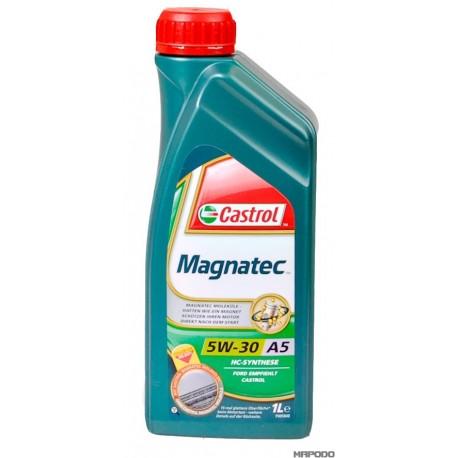 5W-30 MAGNATEC A5 Συσκ.1-Lt (CASTROL)