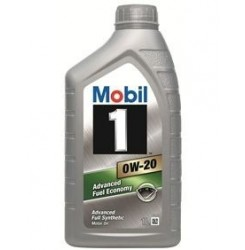 MOBIL 1 Advanced Fuel Economy 0W-30