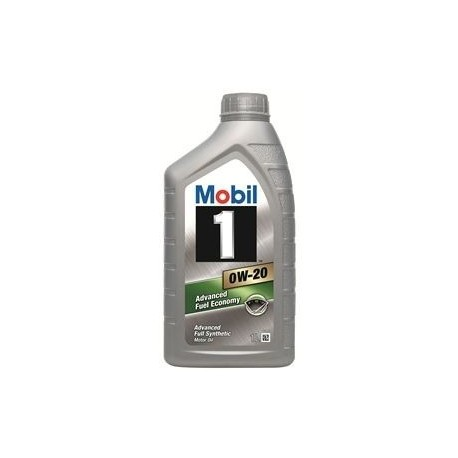 0W-20 Adv. Fuel Economy 1 Συσκ.:1-Lt  (MOBIL)