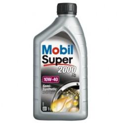 10W-40 Mobil Super 2000 X1 Συσκ.:1-Lt (MOBIL)