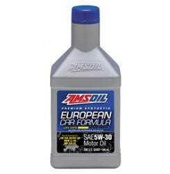 5W-30 [AELQT] Συσκ.:946-ml European Car Formula (AMSOIL)
