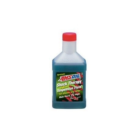 5W [STLQT] Συσκ.:946-ml Shock Therapy Suspension Fluid 5 Light (AMSOIL)