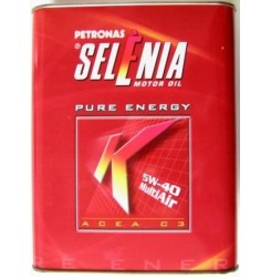 5W-40 SELENIA K MULTI AIR Συσκ.2-Lt (OLIO FIAT)