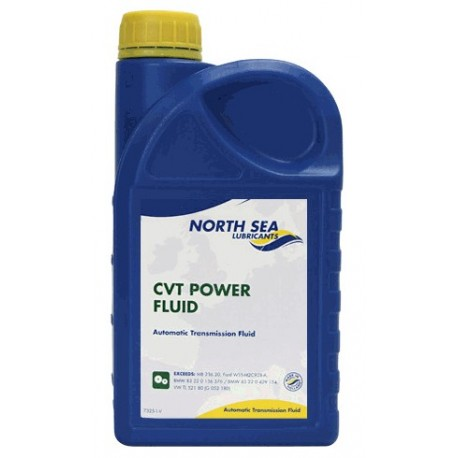 ATF POWER CVT Aut.Trans.Fluid  Συσκ.1-Lt (NORTH SEA)