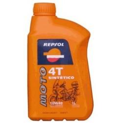 REPSOL 4t sintetico 10w40 1L