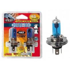 H4 XENON-BLUE 12V 100/80W 4.500Κ