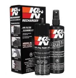 K&N Σετ καθαρισμού φίλτρου αέρα