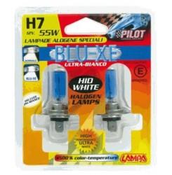 H7 XENON-BLUE 12V/55W 57mm 4.500Κ