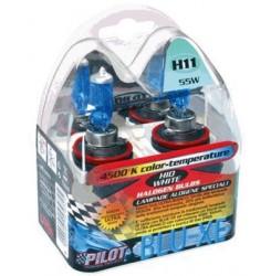 H11 BLUE-XENON 12V/55W 4.500K