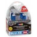 H4 XENON-BLUE 12V/60-55W 92mm 4.500Κ