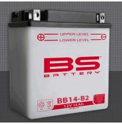 BB14-B2 12V 14AH [+ -] ΜΠΑΤΑΡΙΑ (BS)