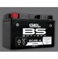 BG9B-4  12V 8AH [+ -] ΜΠΑΤΑΡΙΑ (BS)