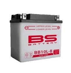 BB10L-B 12V 11AH [- +] ΜΠΑΤΑΡΙΑ (BS)