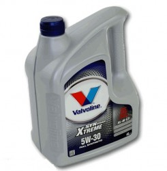 5W-30 XTREME SYN POWER XL-III C3 Συσκ.4-Lt (VALVOLINE)