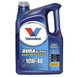 10W-40 DURABLEND Auto Συσκ.4-Lt (VALVOLINE)