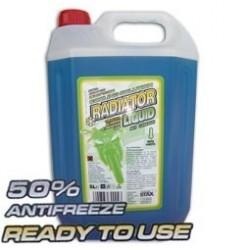 ANTIFREEZE 50% 5L (ΜΠΛΕ) (STAX OIL)