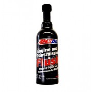 Πρόσθετο [FLSHC] Συσκ.:473-ml Engine and Transmission Flush (AMSOIL)