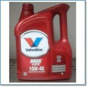 10W-40 MAX LIFE Συσκ.4-Lt (VALVOLINE)