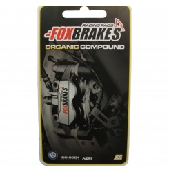 FOX BRAKES FA organic&metal compound