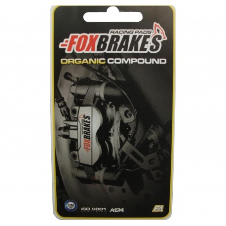 FOX BRAKES FA organic&metal compound
