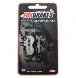 FOX BRAKES FA-R full metal compound