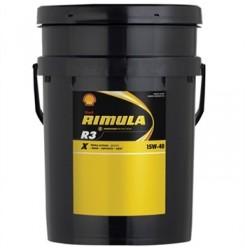 20W-50 RIMULA R3 X Συσκ.20-Lt (SHELL)