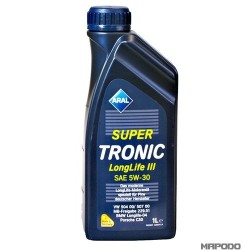 5W-30 SUPER TRONIC LONG LIFE III Συσκ.1Lt (ARAL)