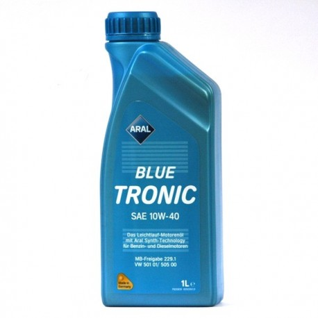 10W-40 BLUE TRONIC Συσκ.1-Lt (ARAL)
