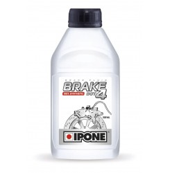 IPONE BRAKE DOT 4 100% Synthetic 500ml