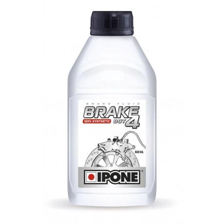 DOT 4 ΥΓΡΟ ΦΡΕΝΩΝ BRAKE Συσκ.:500-ml 100%  (IPONE)