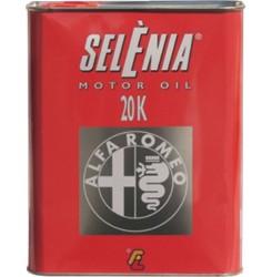 10W-40 SELENIA Alfa Romeo 20K Συσκ.2-Lt (OLIO FIAT)