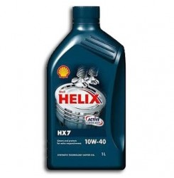 10W-40 HELIX HX7 Συσκ.1-Lt (SHELL