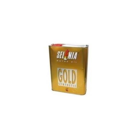 10W-40 SELENIA GOLD Συσκ.2-Lt (OLIO FIAT)