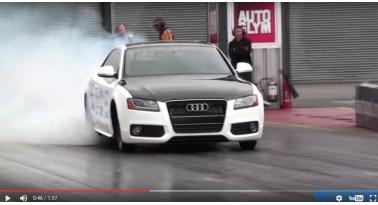 Το γρηγορότερο Audi στον κόσμο! 1200 HP!