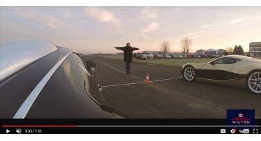 Bugatti Veyron VS Rimac Concept One! Ποιο θα κερδίσει;