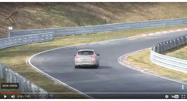 Δοκιμές του Hyundai i30 N Prototype στην Nurburgring