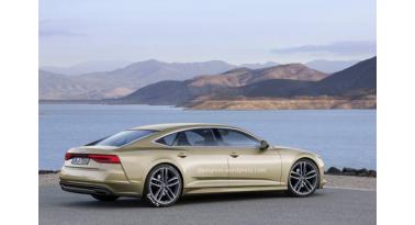 To νέο Audi A7 Sportback έρχεται στο τέλος του 2017