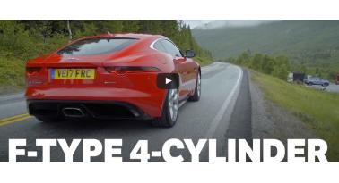 Jaguar F-Type! Βρυχάται!