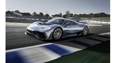 Αποκάλυψη: Αυτό είναι το Mercedes-AMG Project ONE!