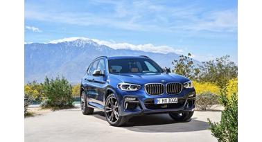 Ανανεώθηκε και η BMW X3