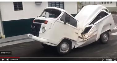 Το ηρωικό Volkswagen Kombi  δεν πεθαίνει ποτέ!