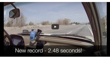 Honda Accord του 1981 με κινητήρα Tesla κάνει τα 0-100 σε 2,48 δευτερόλεπτα!