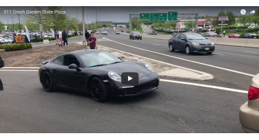 Οδηγός Porsche 911 μας δείχνει πως να ΜΗΝ χρησιμοποιείς το Launch Control...