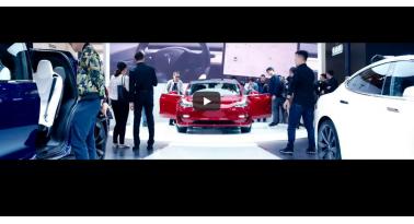 Εντυπωσιακό video από την Tesla!