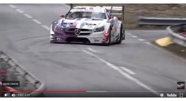 Mercedes SLK τέρας 11,300 στροφών!