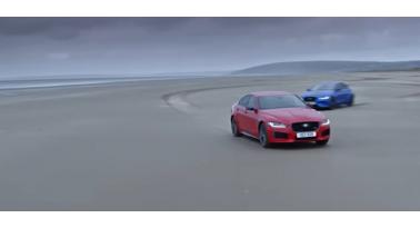 Drift στην άμμο! Εντυπωσιακό video από την Jaguar