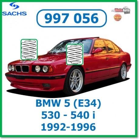 ΕΛΑΤΗΡΙΑ ΜΠΡΟΣΤΙΝΗΣ ΑΝΑΡΤΗΣΗΣ BMW SERIES 5 E34 (997 056) SACHS