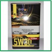 5W-30 PLATINUM LL 4LT P5074 AMB OILS