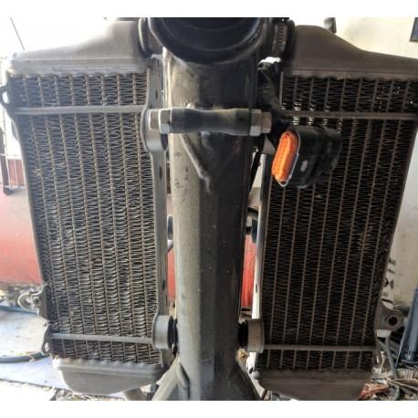 ΓΝΗΣΙΟ ΨΥΓΕΙΟ ΝΕΡΟΥ ΑΡΙΣΤΕΡΟ SXF 450 2007 (77335007000) KTM moto GENUINE